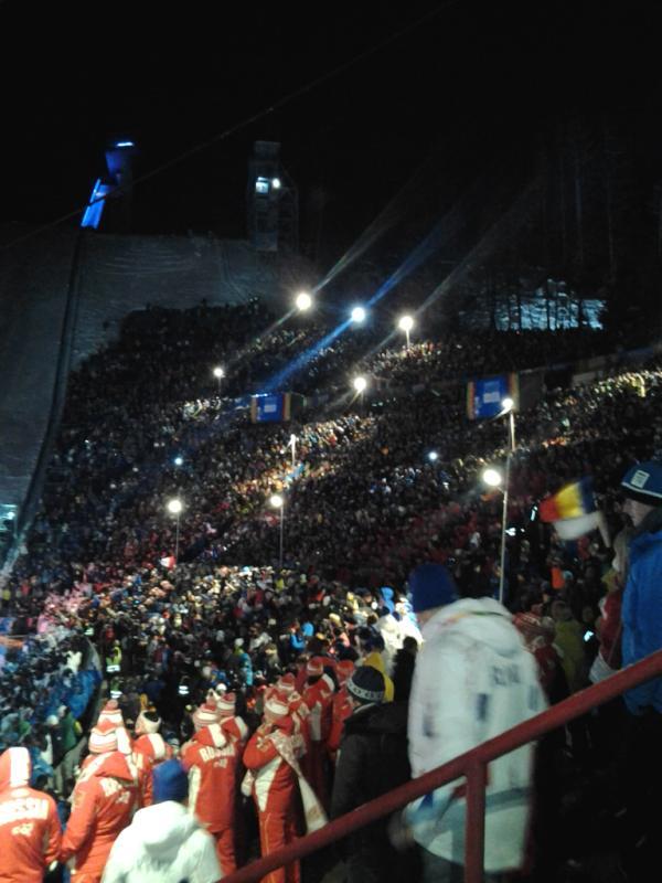 Jeux Olympiques de la Jeunesse d'hiver - Innsbruck 2012 - Cérémonie d'ouverture ! Openin14
