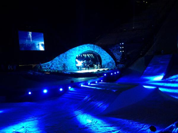 Jeux Olympiques de la Jeunesse d'hiver - Innsbruck 2012 - Cérémonie d'ouverture ! Openin15