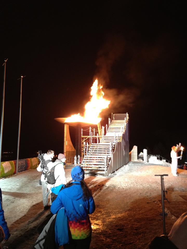 Jeux Olympiques de la Jeunesse d'hiver - Innsbruck 2012 - Cérémonie d'ouverture ! Openin17