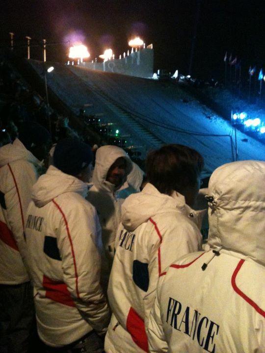 Jeux Olympiques de la Jeunesse d'hiver - Innsbruck 2012 - Cérémonie d'ouverture ! Openin18
