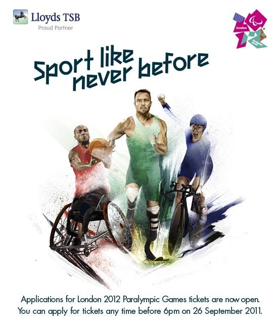 Londres 2012 : La billetterie des Jeux Paralympiques est ouverte Paraly10