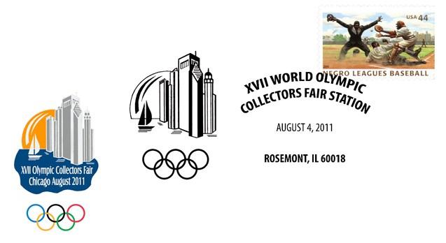 17eme Foire Mondiale des Collectionneurs Olympiques - Chicago 2011 Souven12