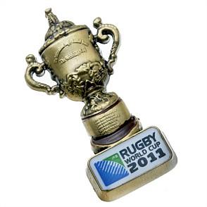 Pin's - Coupe du Monde de Rugby de l'IRB Nouvelle-Zélande 2011 Trophe10