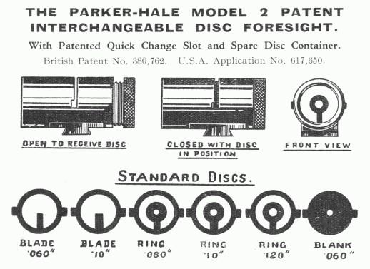 identification pièce de dioptre Parker10