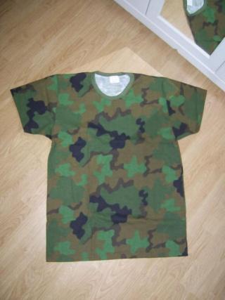 =T-shirt léger manche courte= K11