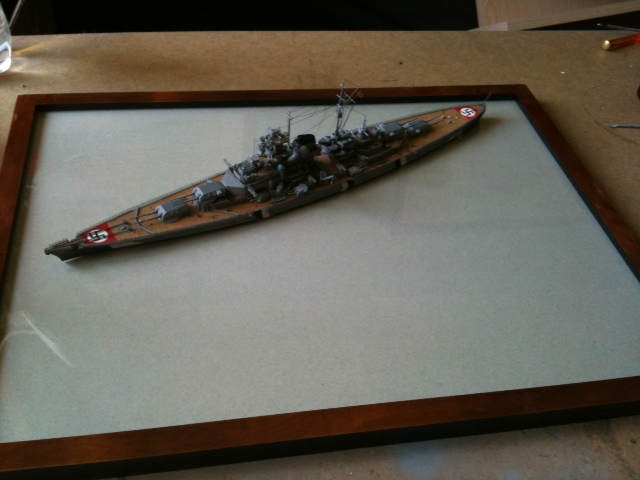 DKM Bismarck 1/700 Dragon 110