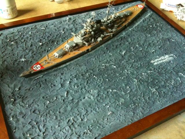 DKM Bismarck au 1/700 112