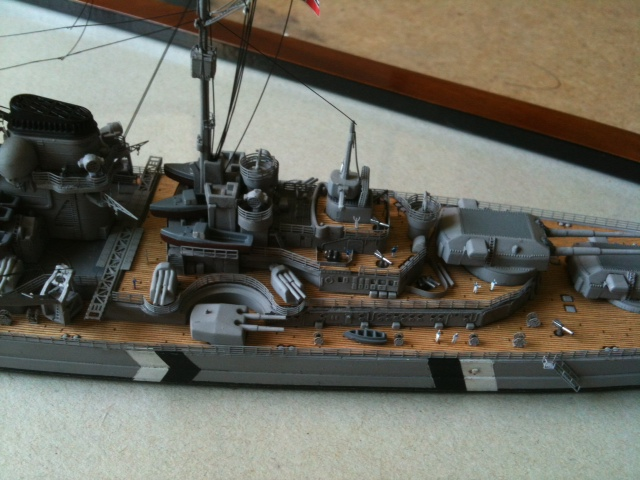 DKM Bismarck 1/700 Dragon 1210