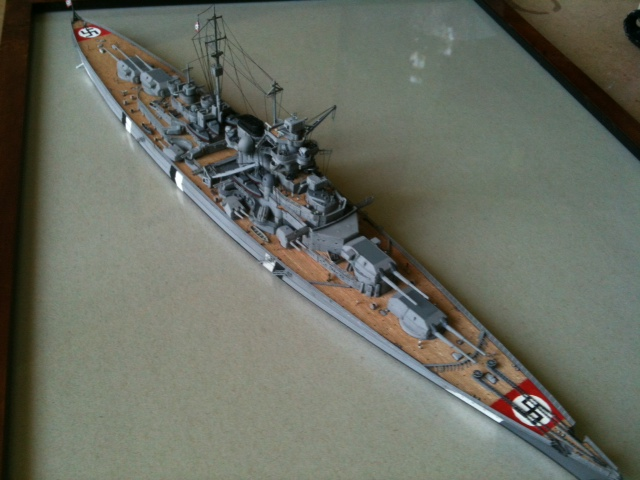 DKM Bismarck 1/700 Dragon 1410