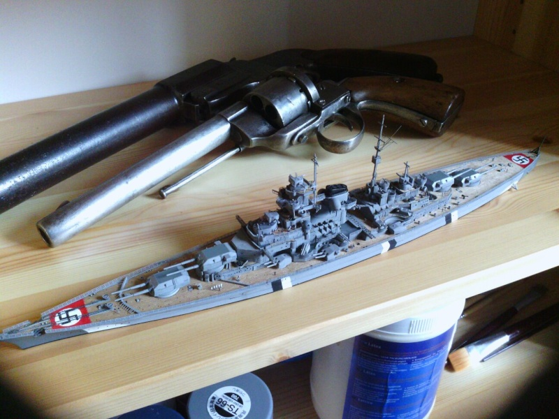 DKM Bismarck 1/700 Dragon 45845910