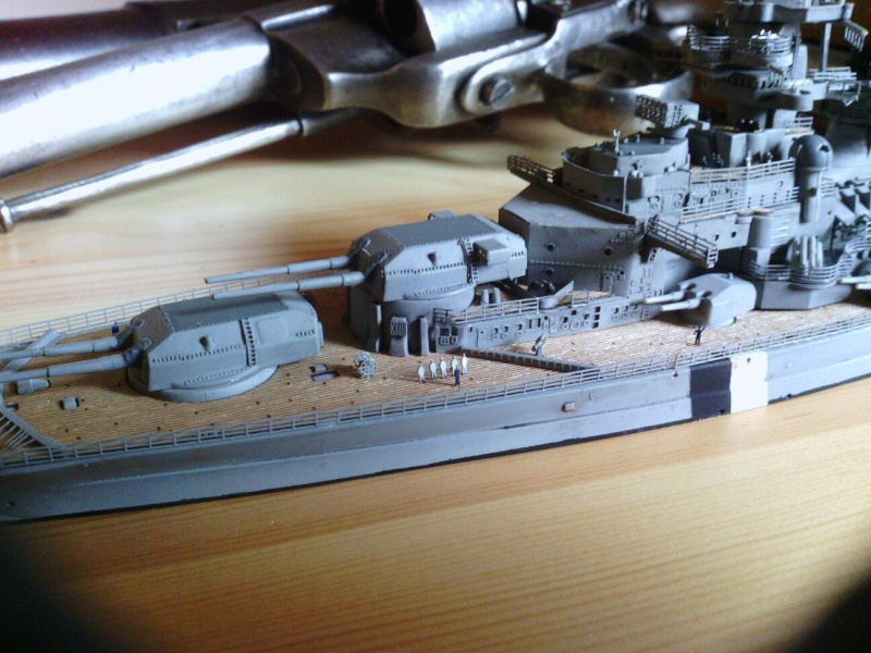 DKM Bismarck 1/700 Dragon 46041910