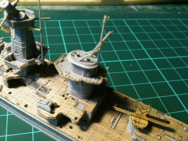 Dernière rencontre entre le Graf Spee & l'Altmark 1/700 - Page 2 Photo213