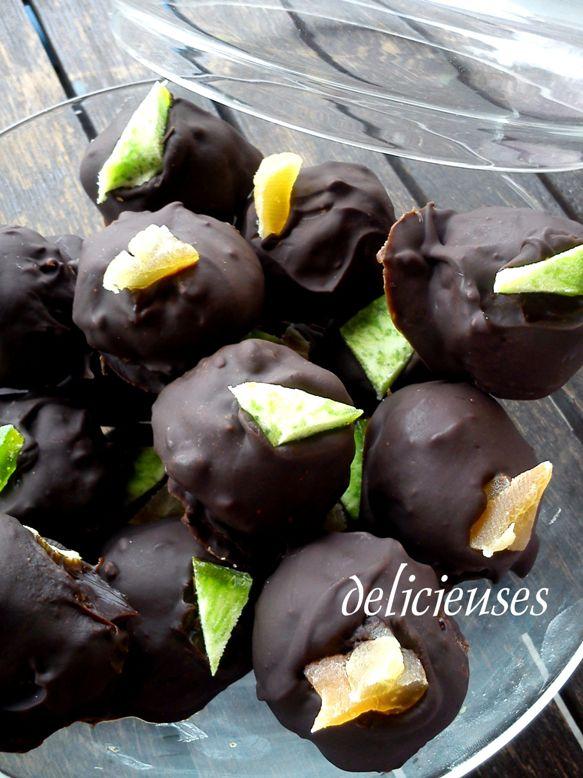Νόστιμα κεράσματα σοκολάτας 002910