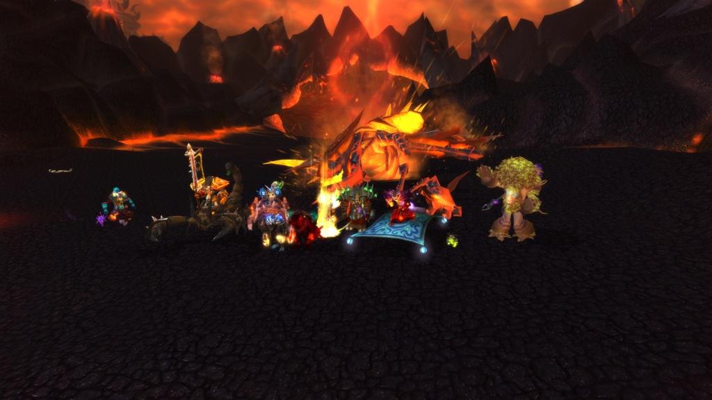 World Of Warcraft Guild - Portal Bird10