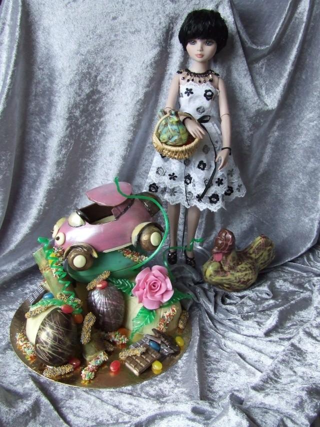 """THEME DU MOIS D'AVRIL 2012 : ELLO et les Animaux, ou la couleur """"Chocolat""""  2012_070"""
