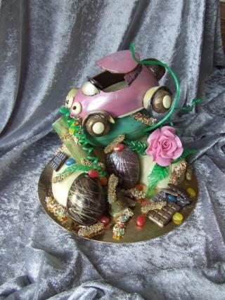 """THEME DU MOIS D'AVRIL 2012 : ELLO et les Animaux, ou la couleur """"Chocolat""""  2012_071"""