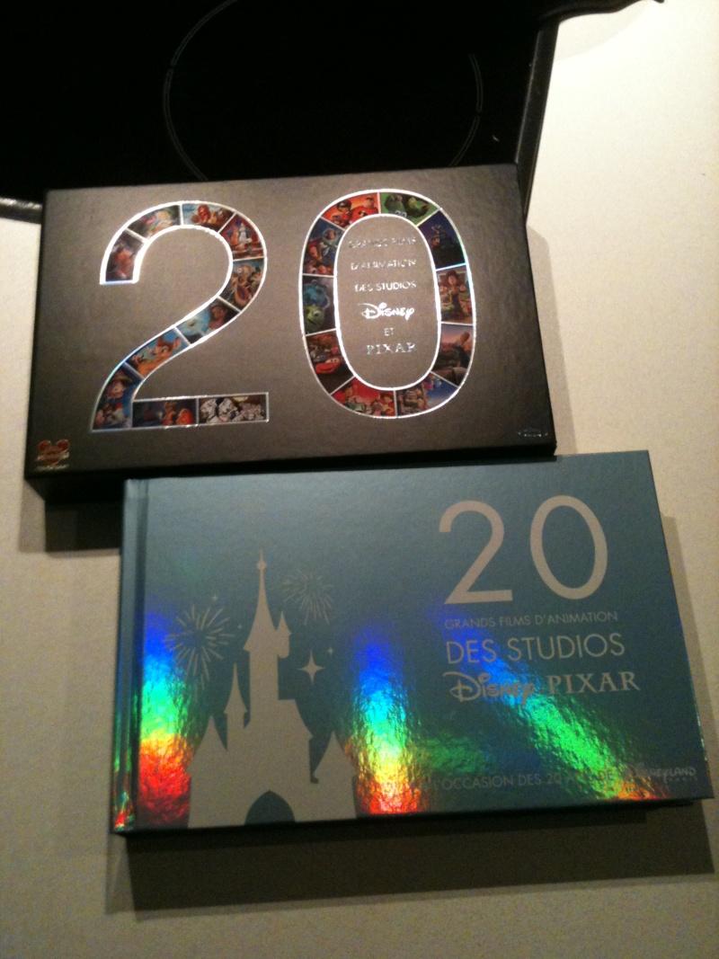 [BD + DVD] 20 ans de Disneylanbd Paris : le coffret Disney-Pixar (20 films + DVD bonus) Img_0511