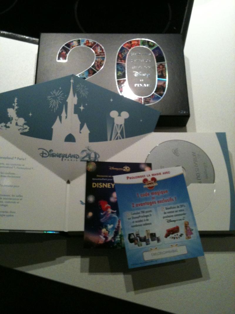 [BD + DVD] 20 ans de Disneylanbd Paris : le coffret Disney-Pixar (20 films + DVD bonus) Img_0512