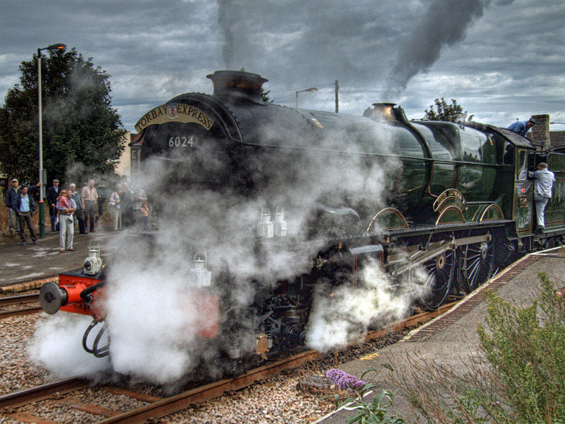 Puffing Billy Train110