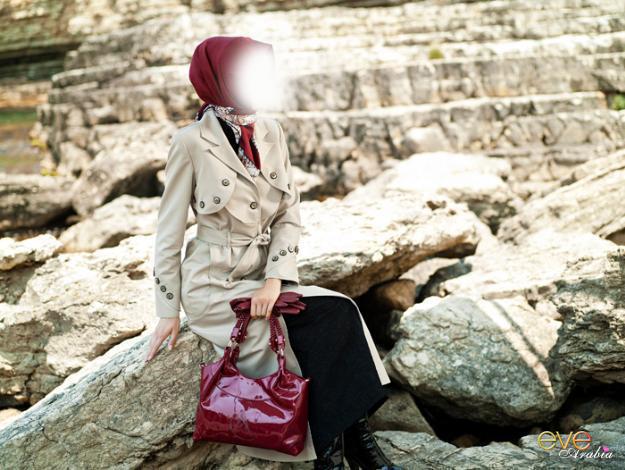 ازياء - ازياء المحجابات - 2012 - ازياء المحجبات - 2012 7468f210