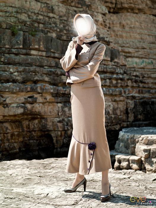 ازياء - ازياء المحجابات - 2012 - ازياء المحجبات - 2012 B0a20010