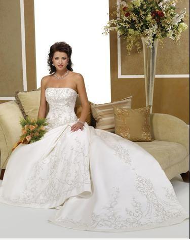 فساتين زفاف - 2012 - فساتين افراح - 2012 Hwaml_10