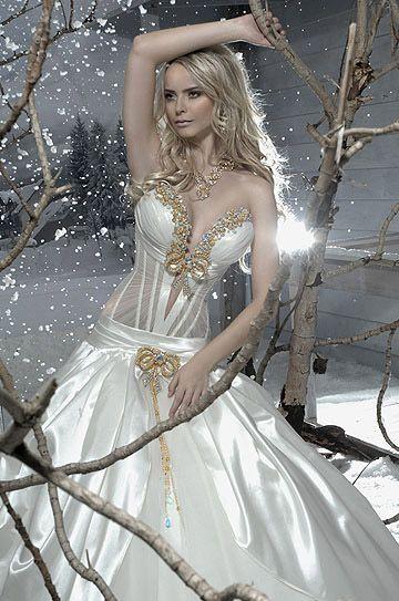 فساتين زفاف - 2012 - فساتين افراح - 2012 Hwaml_11