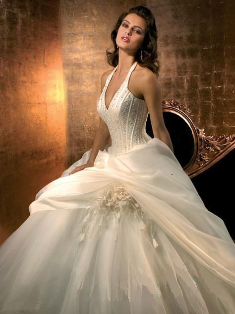 فساتين زفاف - 2012 - فساتين افراح - 2012 Hwaml_16