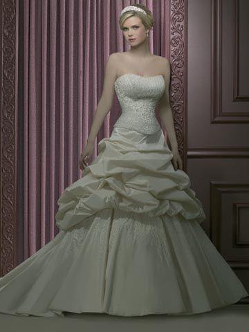 فساتين زفاف - 2012 - فساتين افراح - 2012 Hwaml_17