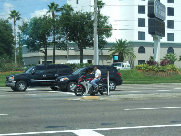 WTF Is this executive bike wear or what? Florid10