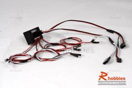 """Kit de luces """"reales"""" para un rc (a ser posible, que sea lento): 01s10"""