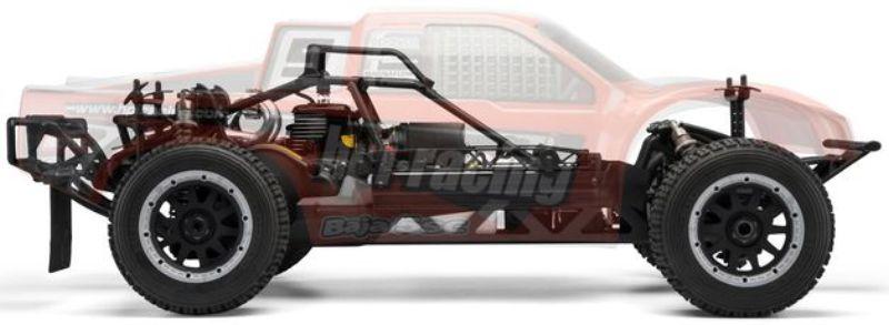 Espacio interior libre en un baja: estructura vs carrocería 10752211