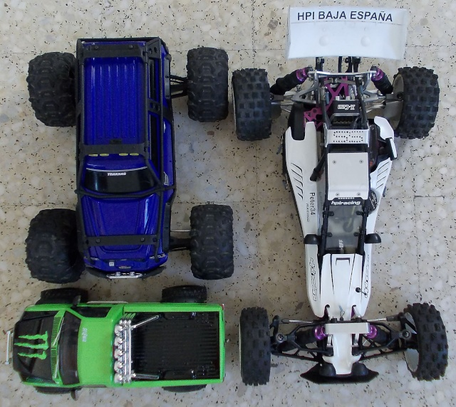 Traxxas Summit 1/10 Police Patrol Coches10