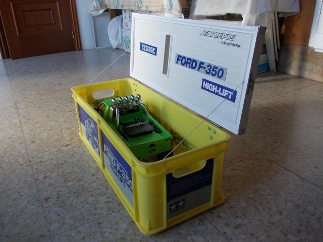 Caja de transporte hecha con dos cajas de Pepsi - Página 2 Cosas101