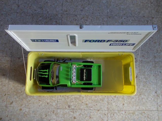 Caja de transporte hecha con dos cajas de Pepsi - Página 2 Cosas104