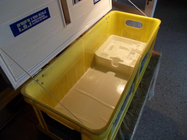 Caja de transporte hecha con dos cajas de Pepsi - Página 2 Cosas118