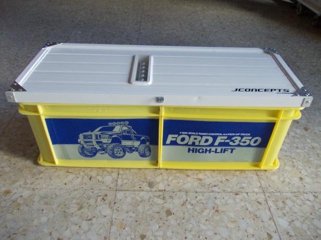 Caja de transporte hecha con dos cajas de Pepsi - Página 2 Cosas_98