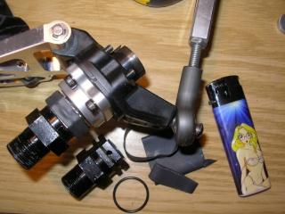 Harto de poner clip en el exagono de la rueda Darkso10