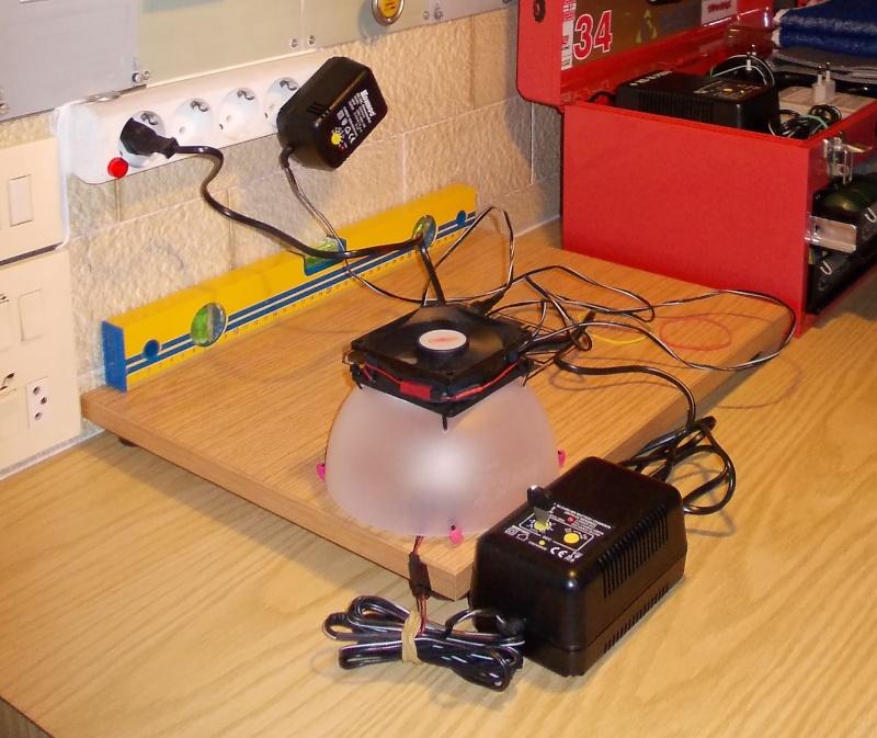 Como enfriar las baterías mientras se están cargando... Fotoco37