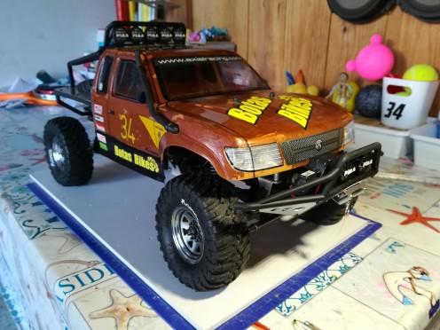 Axial scx10 Jeep Wrangler Unlimited Rubicon KIT - Página 6 Honcho10
