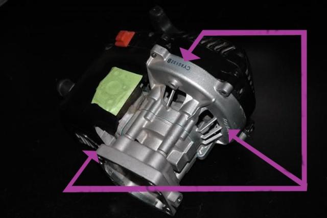 Que marca son los motores que traen los Rovan? Znknj610