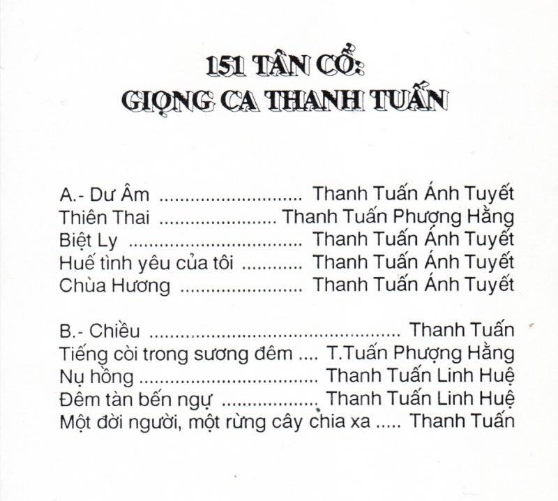 Giong ca Thanh Tuấn 45307611