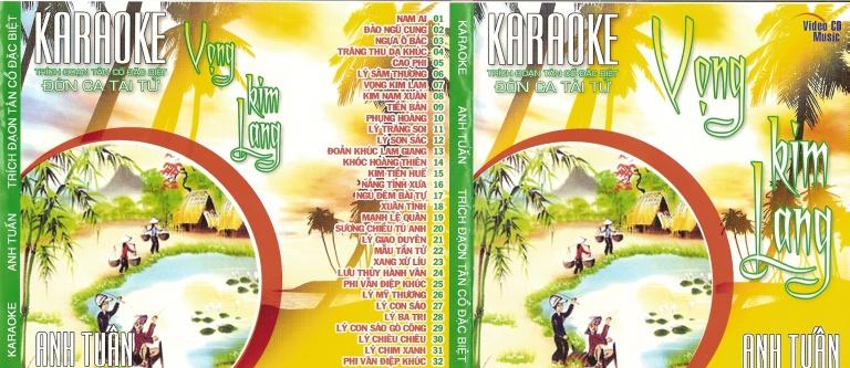 Nhạc Tài Tử - Karaoke các bài bản nhỏ 9rsgon10