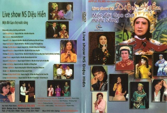 Live Show Diệu Hiền  Dieuhi10