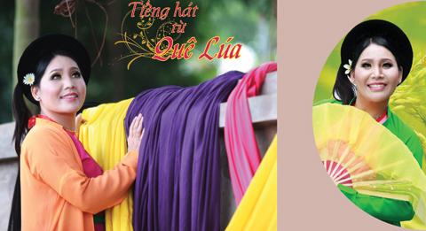 Tiếng hát từ quê lúa - Hát Chèo - Huyền Phin Huyenp10
