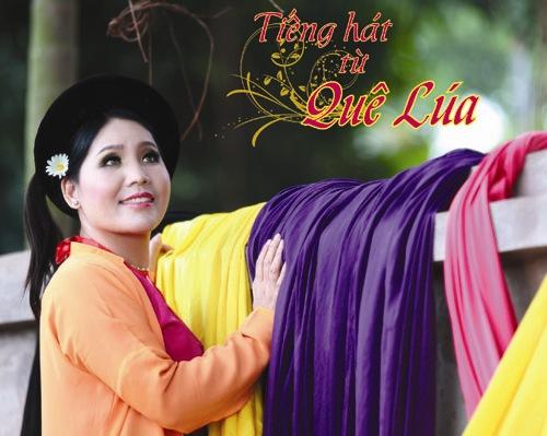 Tiếng hát từ quê lúa - Hát Chèo - Huyền Phin Huyenp12