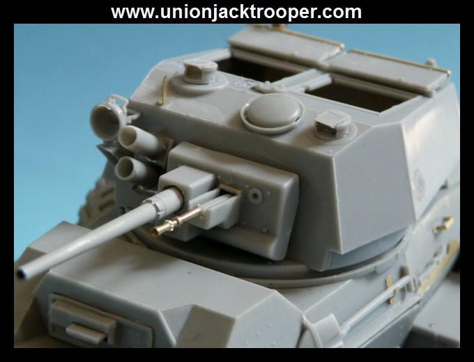peinture - [Unionjacktrooper] HUMBER ARMOURED CAR Mk.IV BRONCO-peinture en cours'13/06) P1030417