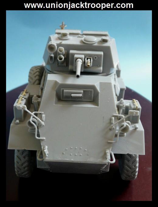 peinture - [Unionjacktrooper] HUMBER ARMOURED CAR Mk.IV BRONCO-peinture en cours'13/06) P1030418