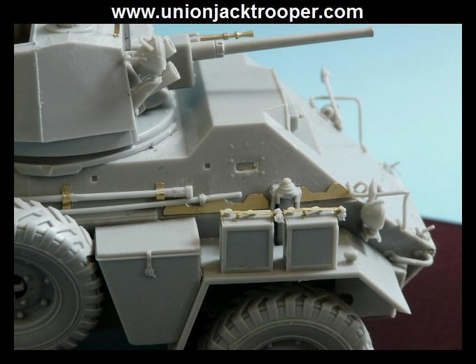 peinture - [Unionjacktrooper] HUMBER ARMOURED CAR Mk.IV BRONCO-peinture en cours'13/06) P1030420