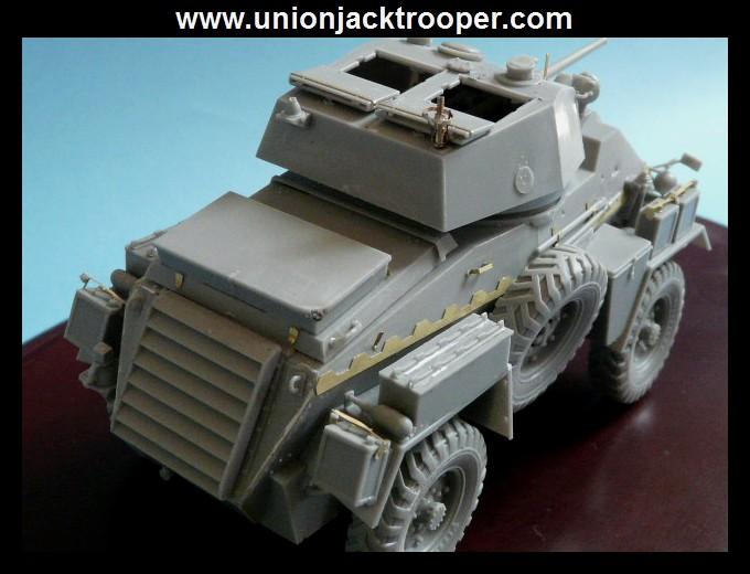 peinture - [Unionjacktrooper] HUMBER ARMOURED CAR Mk.IV BRONCO-peinture en cours'13/06) P1030423
